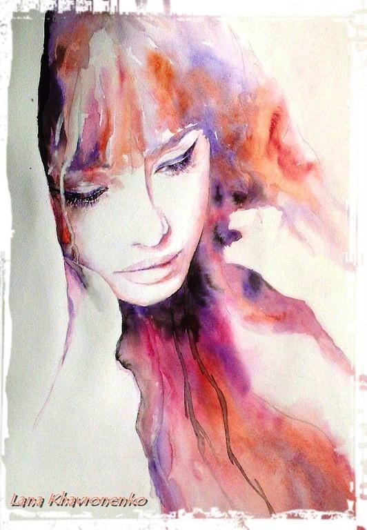 devushka-narisovannaya-akvarelyu